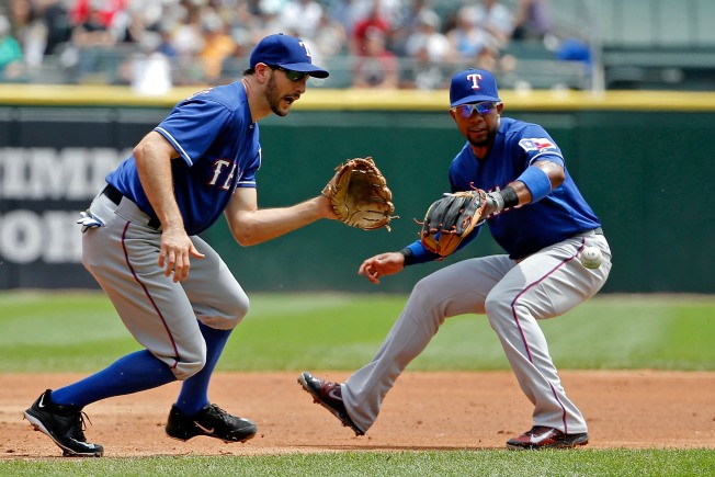 White Sox End 8-Game Skid, Beat Rangers 3-2