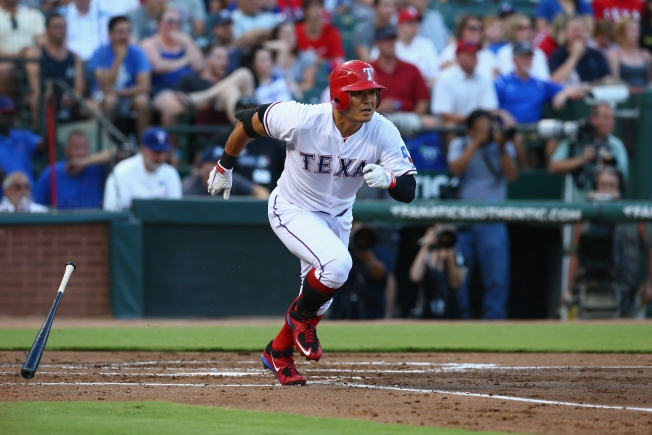 Since Break, Choo Has Been What Rangers Expected