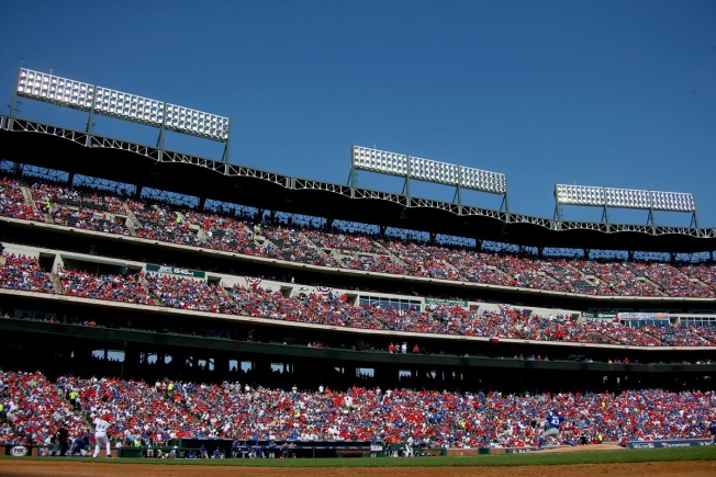 Rangers' Surprisingly Successful Season Flopped at Globe Life Park