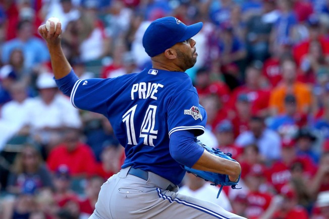 Jays Steering Clear of Starting Price in Rubber Game