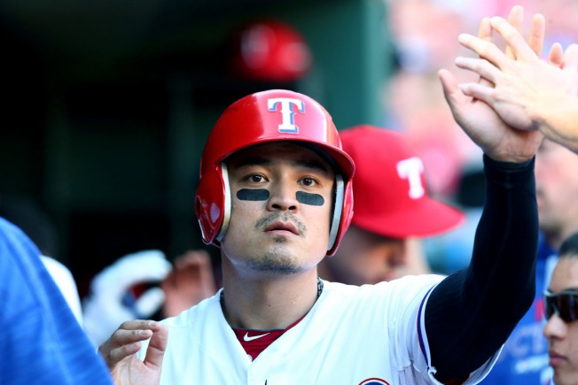 2015 Rangers Positional Review: Right Field