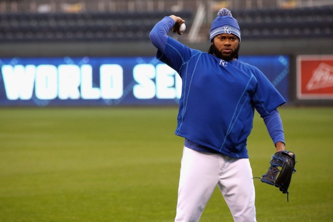 Cueto Flashes Brilliance With Free Agency Pending