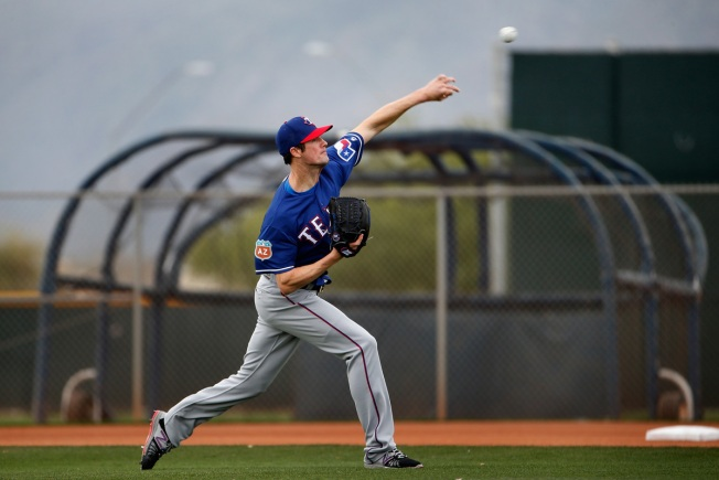 Hamels Talks About Adjusting to AL