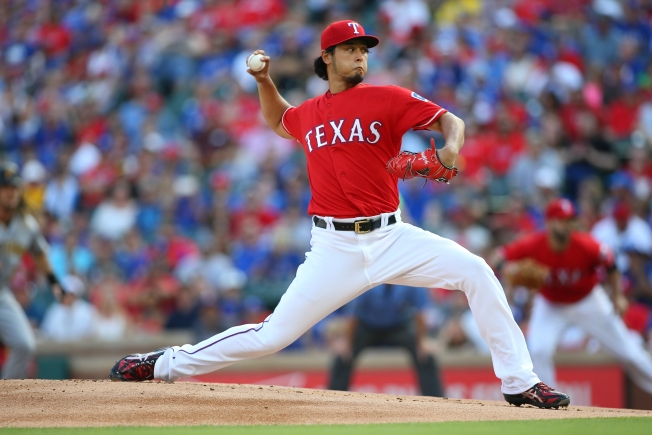 He's Back: Darvish Dominates in Rangers Return