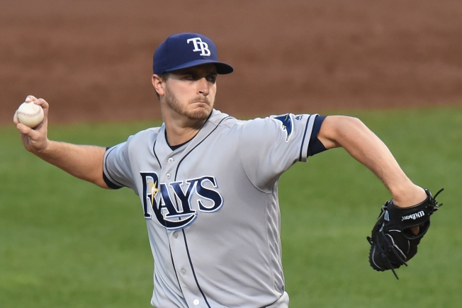 Rangers Reportedly Interested In Odorizzi
