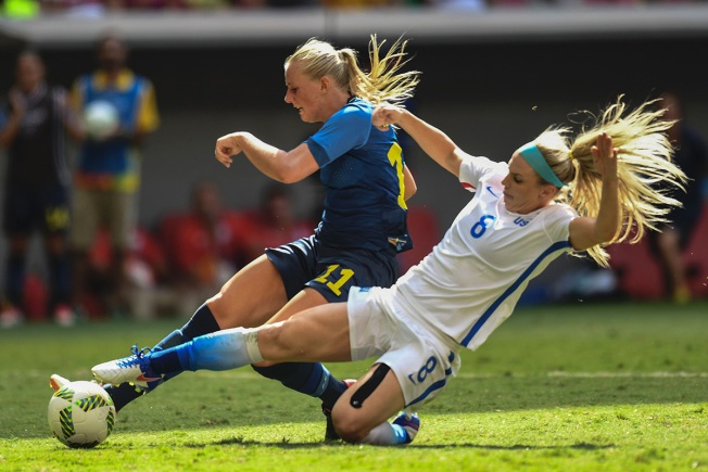 US Women's Soccer Team Eliminated by Sweden