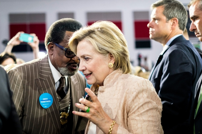 As Clinton Asks for Cash, Campaign Pitch Remains a Mystery