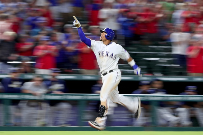 Diving into the Outfield Situation for the Rangers