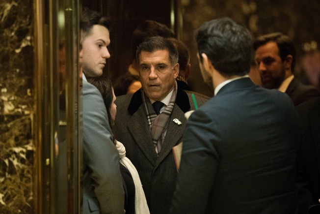 Vincent Viola Withdraws From Secretary of Army Nomination