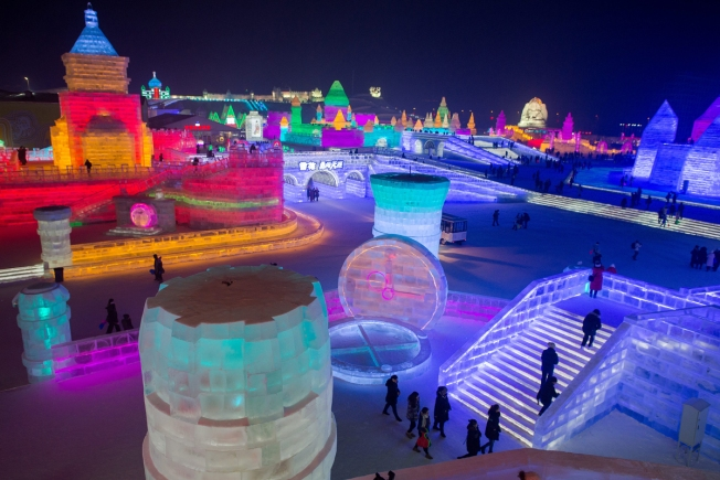 [NATL] Highlights From the 2017 Harbin Ice Festival in China
