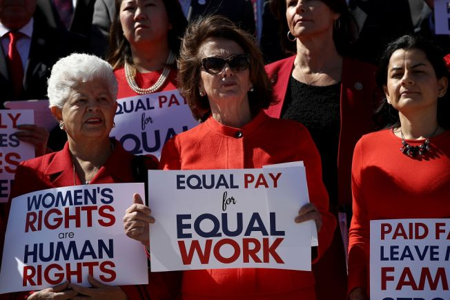 Gender pay gap in Northern Ireland 'must be addressed'
