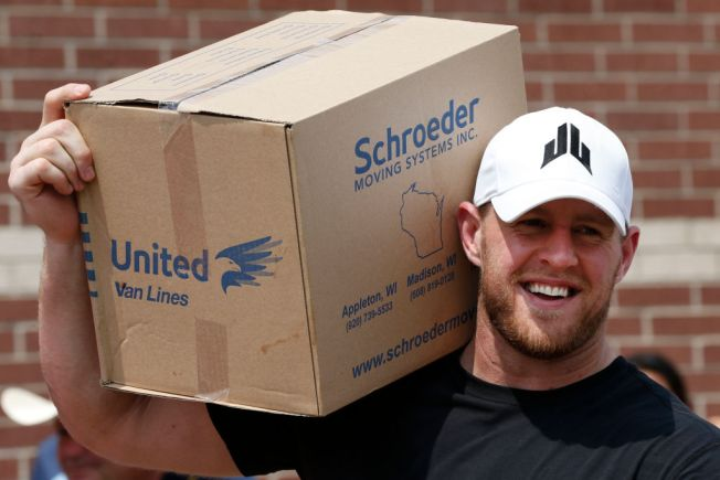 Watt Shares Plans for $37 Million In Donations