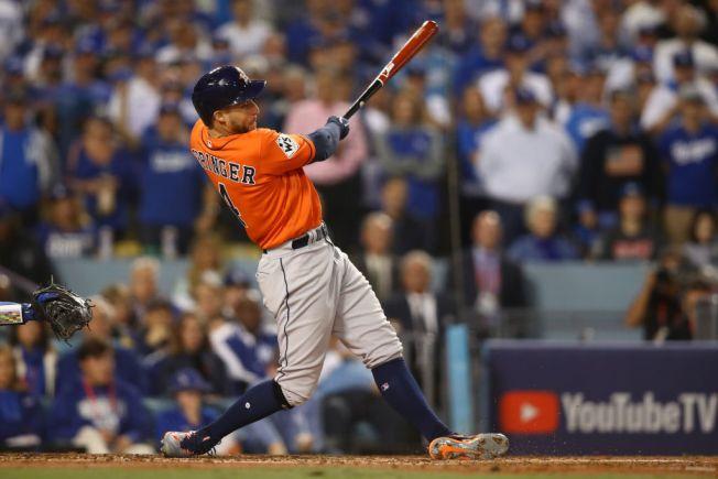 Series MVP Springer, Astros Reach $24 million, 2-Year Deal