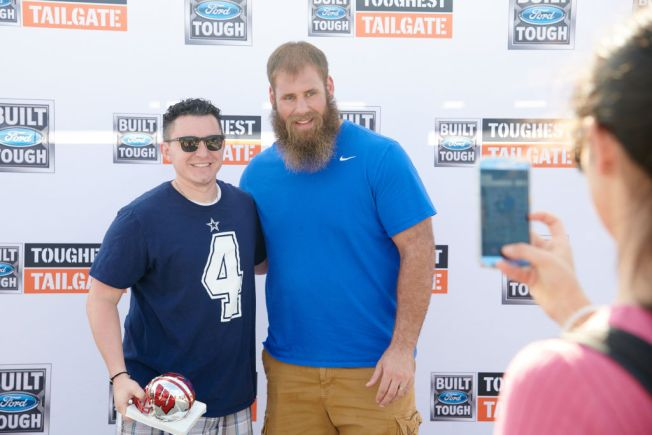 How Fans Can Help Support Cowboys' Travis Frederick