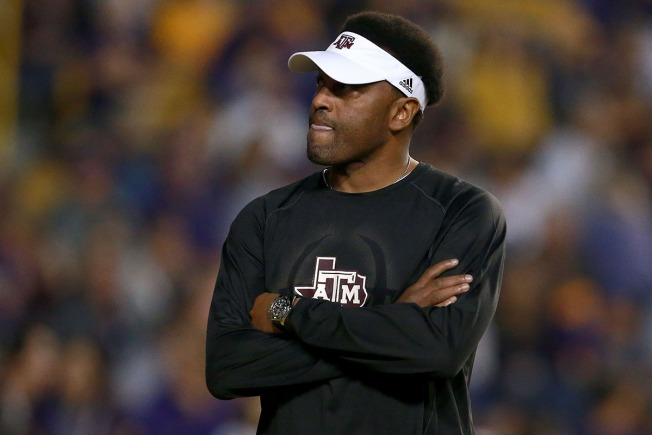 Texas A&M fires head coach Kevin Sumlin after 6 seasons