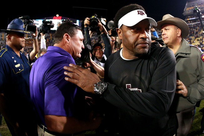 Texas A&M football helps Kevin Sumlin become highest-paid coach ever