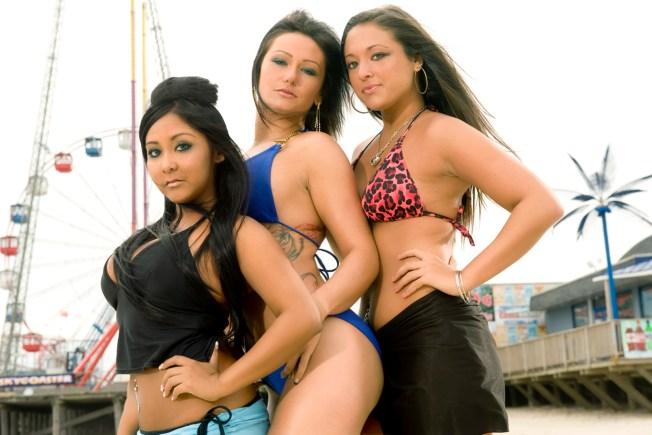 """Jersey Shore's"" Snooki Happy MTV Removed Assault Scene"