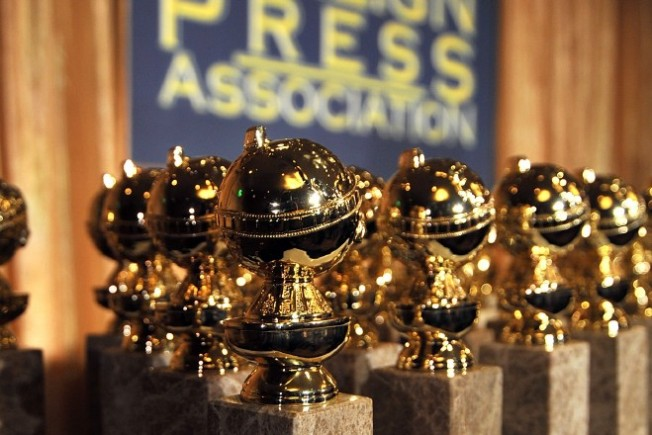 The At-Home Golden Globe Party Explained