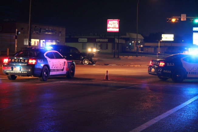 Arlington Crash Seriously Injures One