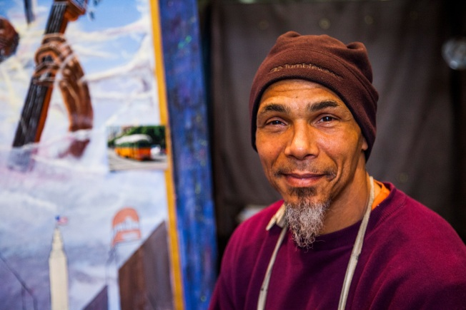 #RunWithRonnie: Homeless Artist to Run in San Francisco Marathon