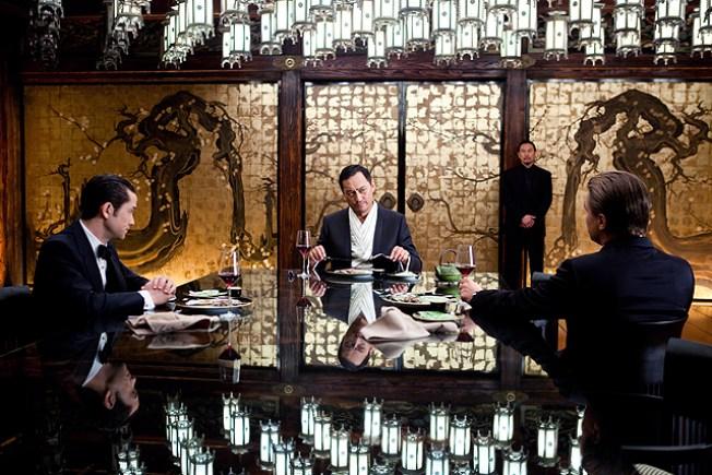 Christopher Nolan On 'Inception's' James Bond Inspiration