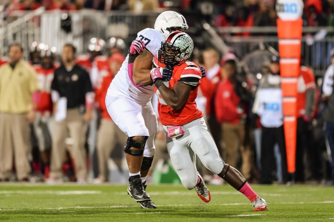 Scouting the NFL Draft: EDGE Noah Spence