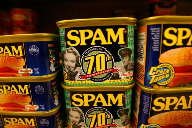 Spam: This Year's Bacon?