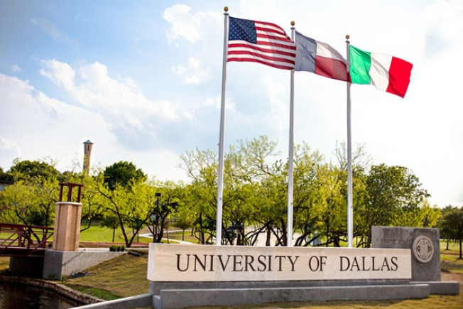 University of Dallas Named Among 'America's Top Colleges'