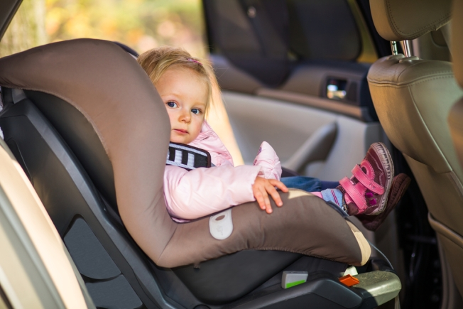 New Side-Impact Crash Regulations Sought for Child Car Seats