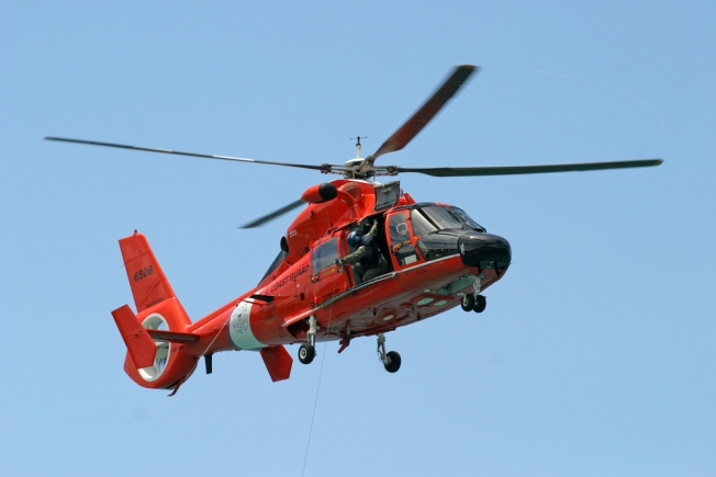 Coast Guard Suspends Search for Texas Diver