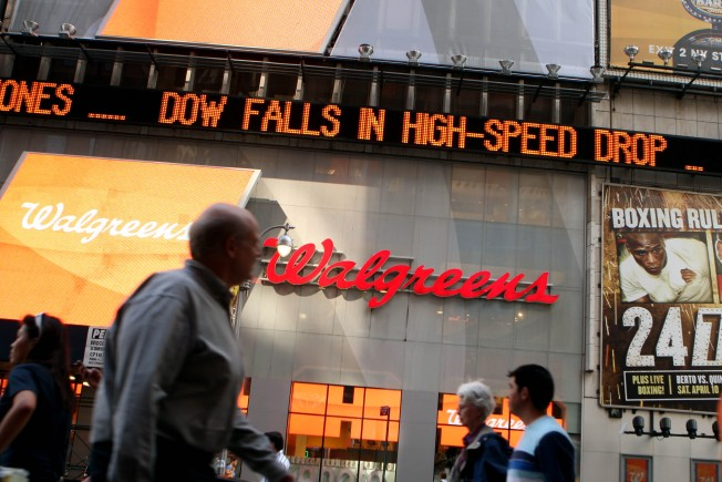 What the Dow's 1,000-Point Drop Means for You