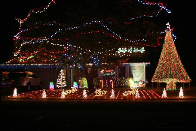 Shoot Better Holiday Lights Photos