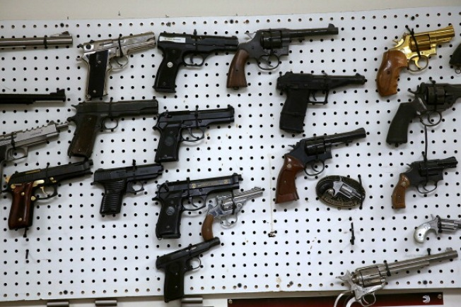 Dozens of Weapons Missing from Texas Sheriff's Office