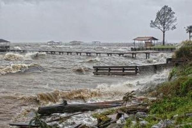 Hurricane Gustav Spares New Orleans