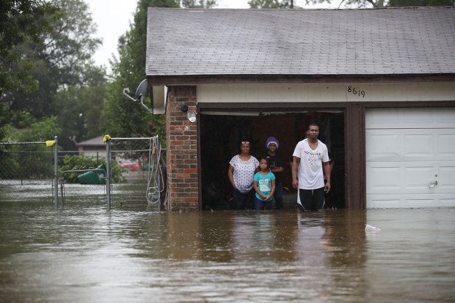 Scientists Say Harvey May be the Soggy Sign of Future Storms