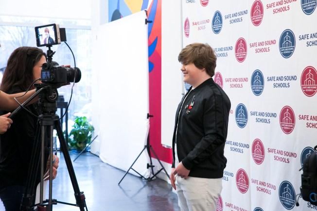 Horror Movie Child Star Working to Foster 'Safe and Sound Schools'