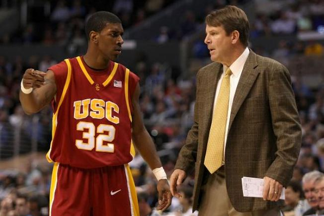 USC Sanctions Men's Basketball Team