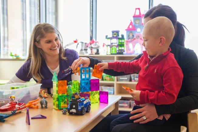 Medical City Children's Hospital Opens Pediatric Cancer Unit