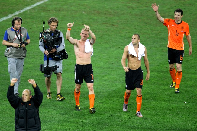 Netherlands Make it to World Cup Quarterfinals