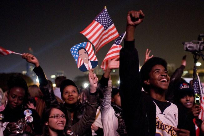 Dem Groups Claim Obama Win