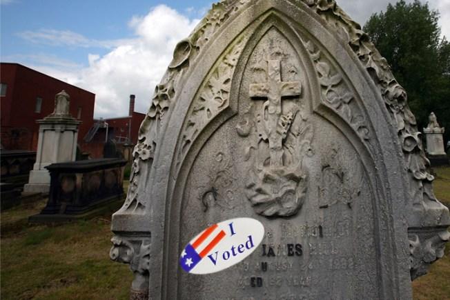 Dead Voters Cast Ballots in Dallas
