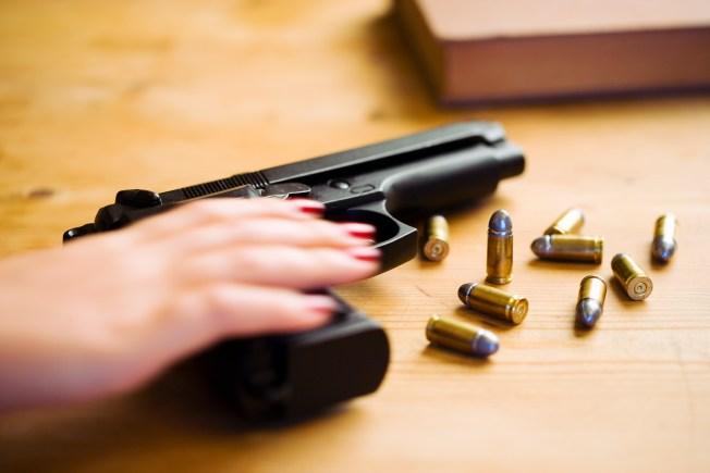 """Dallas """"Gun Buy Back"""" Nets Nearly 150 Firearms"""