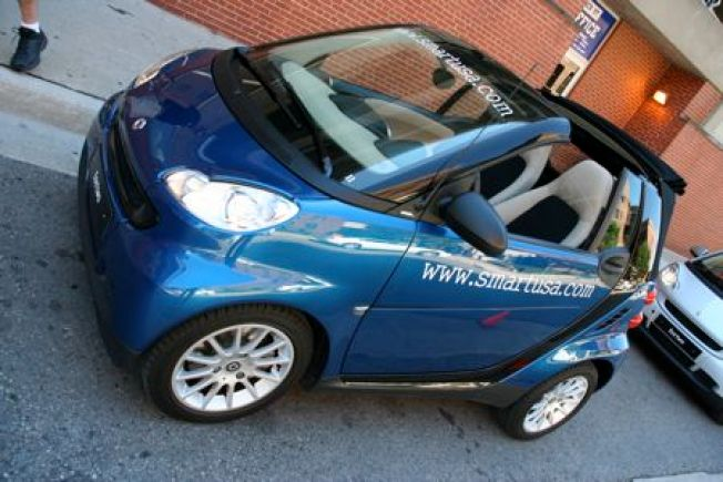 Smart Fortwo Lands Fort Worth Dealership