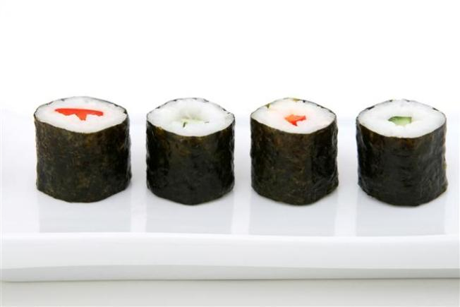 Five Rules: Simplified Sushi