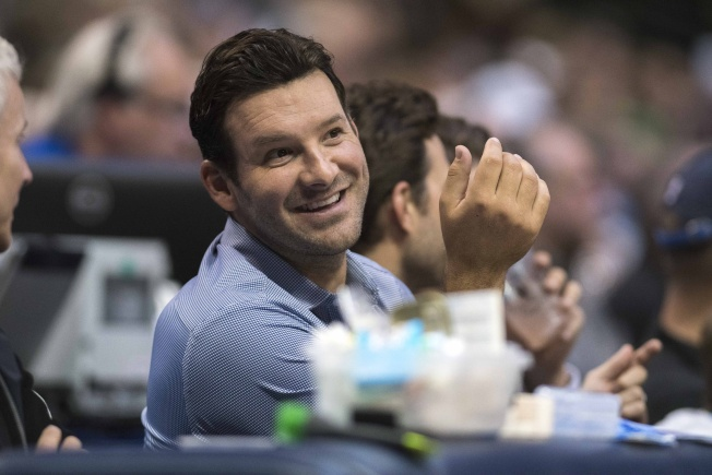 Jean-Jacques Taylor: Tony Romo Isn't Leaving Broadcast Booth to Coach Anytime Soon
