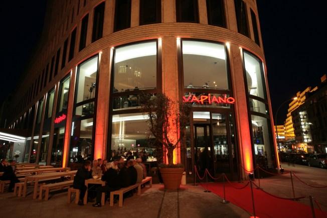 Vapiano Opens May 11