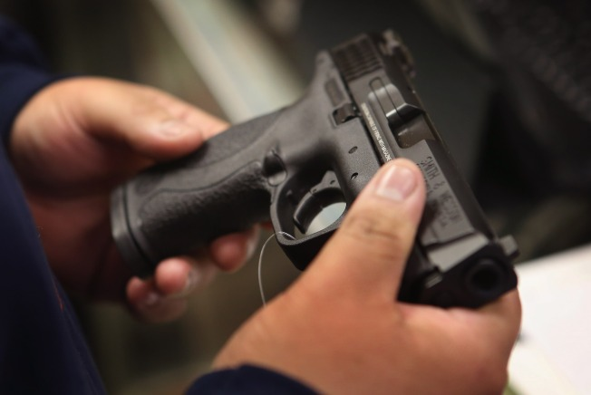 Texas Moves Closer to Allowing Guns on College Campuses
