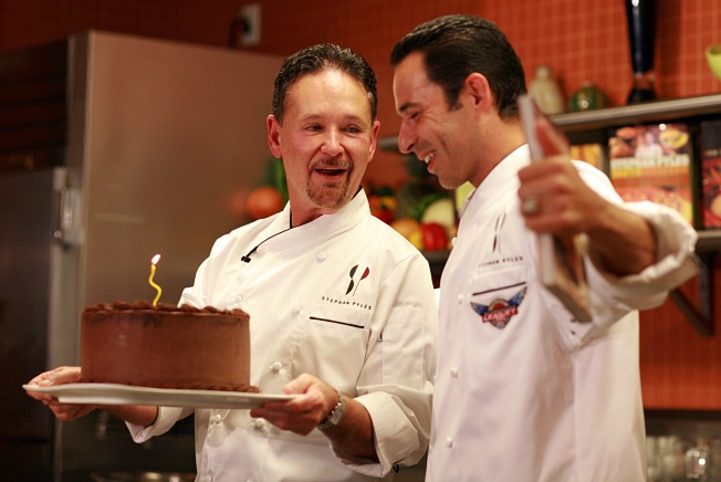 "Pyles, Hage Cook Up ""Oscars of Food"" Nods"