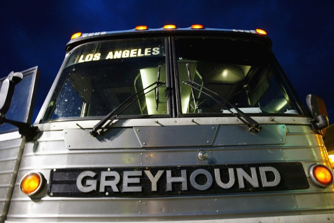 Greyhound Cuts Jobs in Dallas