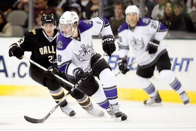 Kings Ride Out of Dallas with 4-1 Win